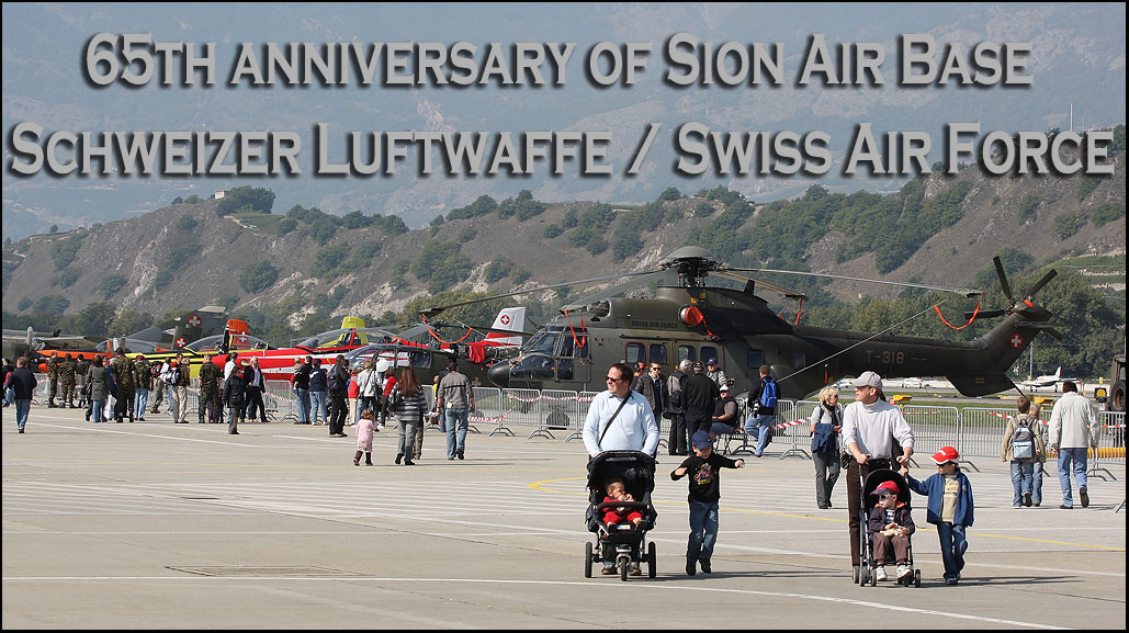 65 anniversario sion air base titolo