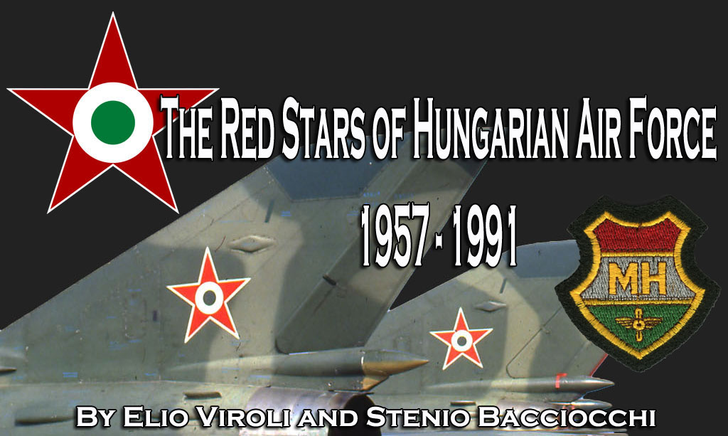 hungarian air force red stars titles
