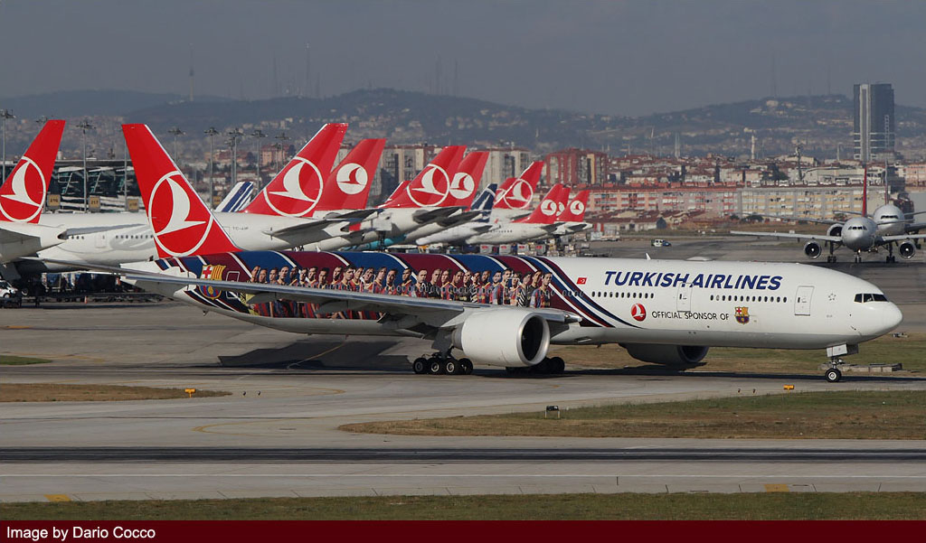 istanbul airport spotting 2012 image 26