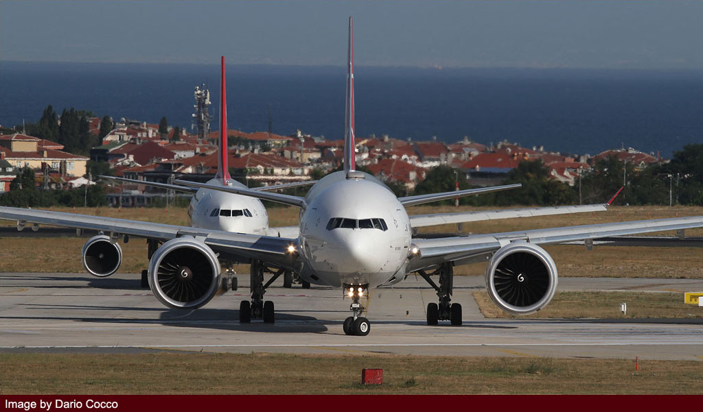 istanbul airport spotting 2012 image 36
