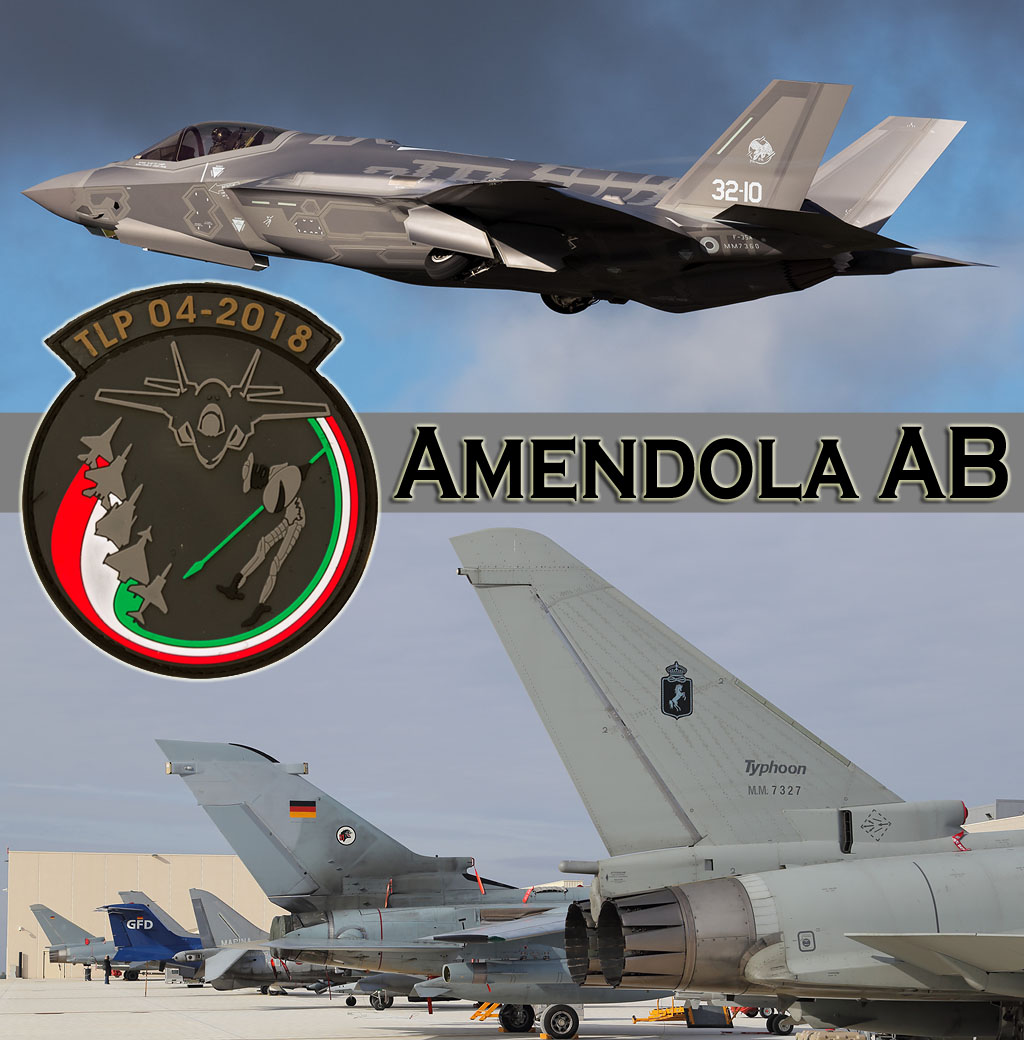 tlp amendola air base 2018 titolo